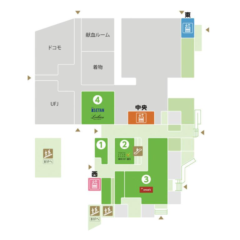 2F - KITE MITE MATSUDO | キテミテマツド