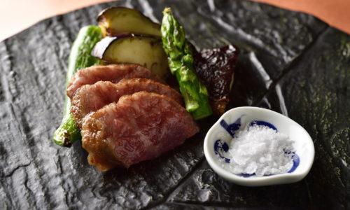 肉割烹「Chef's Table 黒泉」がグランドオープン!