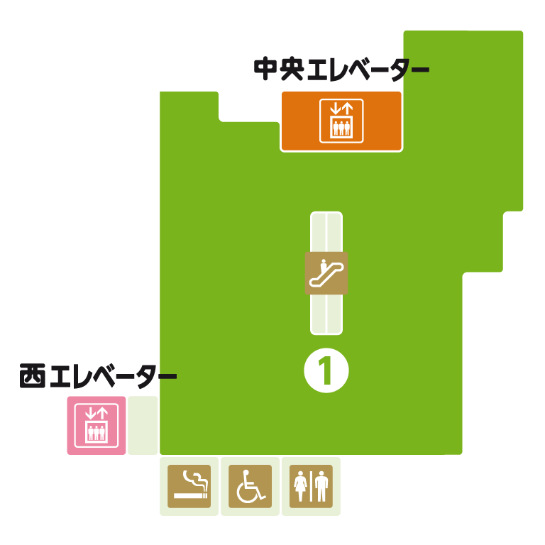 10F - KITE MITE MATSUDO | キテミテマツド