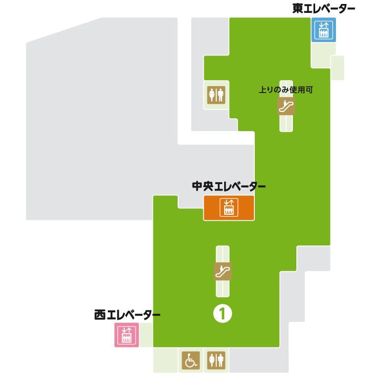 4F - KITE MITE MATSUDO | キテミテマツド