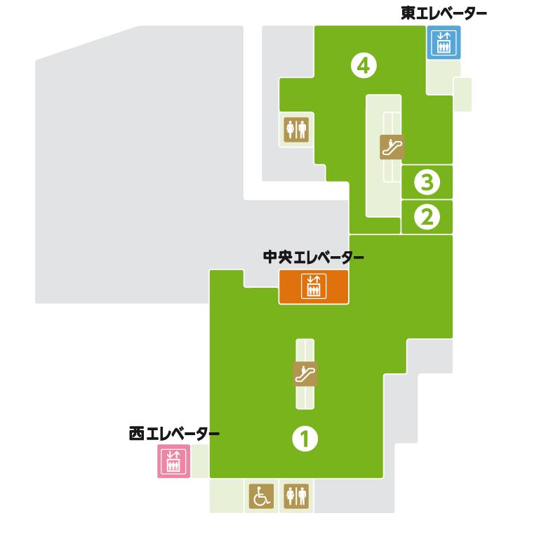 5F - KITE MITE MATSUDO | キテミテマツド