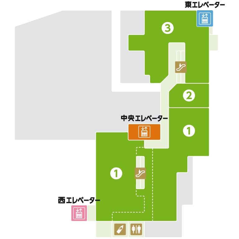 6F - KITE MITE MATSUDO | キテミテマツド