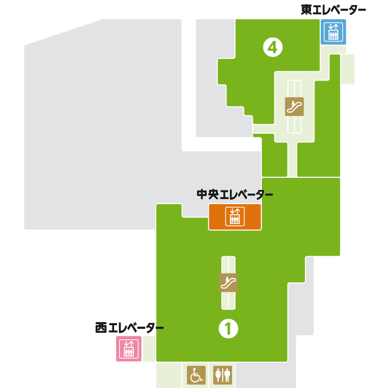 7F - KITE MITE MATSUDO | キテミテマツド