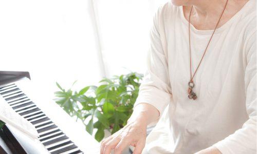 ピアノ個人レッスン 入会金半額キャンペーン実施中